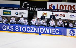 JKH GKS Jastrzębie - Lotos PKH Gdańsk. Hokeiści specjalizują się w remisach