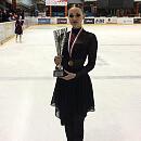 Sport Talent. Izabela Zielenkiewicz w święta odpoczywa od łyżew