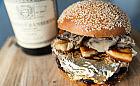 Gastrobanda: noworoczny burger z płatkami złota