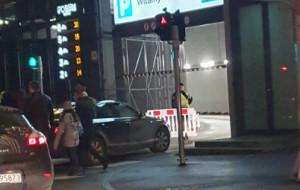 Otwarty tunel pod Forum Gdańsk