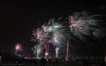 Trójmiasto powitało Nowy Rok