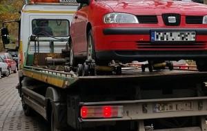 Setki odholowanych aut w Trójmieście. Skąd najczęściej?