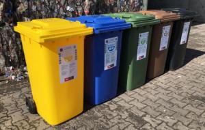 Śmieci resztkowe rzadziej odbierane z domów jednorodzinnych w Gdańsku