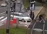 Umorzono śledztwo w sprawie celowego potrącenia rowerzysty