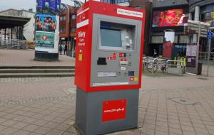 Liczne awarie nowych biletomatów w Gdańsku