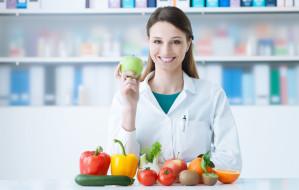 Dietetyk pomoże nie tylko w walce o wymarzoną wagę