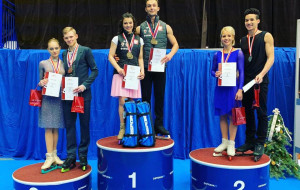 Łyżwiarze figurowi Stoczniowca Gdańsk pojadą na mistrzostwa Europy