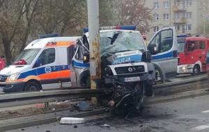Internauci zbierają pieniądze na leczenie policjanta z Gdyni