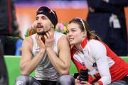 Mistrzostwa Europy w łyżwiarstwie szybkim. Artur Nogal czwarty i z rekordem