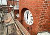 Zegar wrócił na teren stoczni po 75 latach