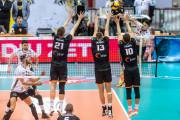 Jastrzębski Węgiel - Trefl Gdańsk w ćwierćfinale Pucharu Polski siatkarzy