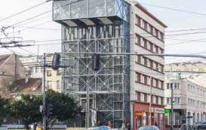 Inwestor i urzędnicy przekonywali mieszkańców do zmian przy Infoboksie