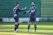 Lechia Gdańsk - Greuther Furth 3:0 w pierwszym sparingu na zgrupowaniu w Turcji