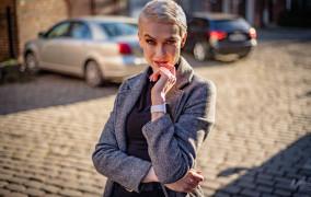 Być modelką po trzydziestce. Wywiad z Darią Małobłocką