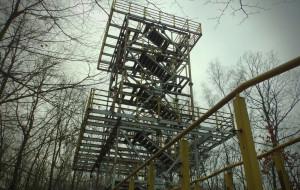 Waży się przyszłość wieży widokowej na Witominie