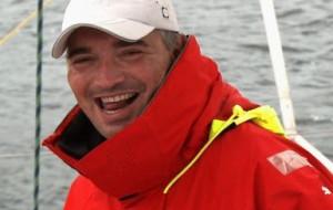 Ekstremalny żeglarz dotarł do Sopotu