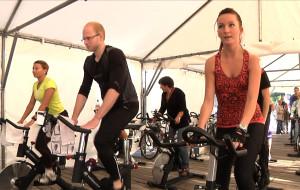 Fitness na molo w Brzeźnie
