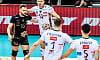 Trefl Gdańsk - GKS Katowice 2:3. Siatkarze dogonili tylko punkt