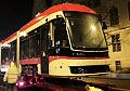 Nowy tramwaj i kary na 14,5 mln złotych