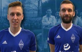 Bałtyk Gdynia. Fabian Lengiewicz i Damian Garbacik wzmocnili drużynę