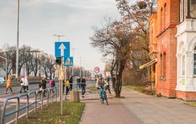 Droga rowerowa z Wrzeszcza do Oliwy za 2,5 mln zł