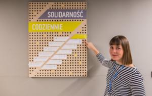 Trójmiejskie Biura: Solidarność Codziennie w ECS