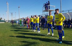 Arka Gdynia - Lokomotiv Płowdiw 1:4 w ostatnim sparingu w Turcji