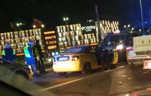 Dwa policyjne pościgi jednego wieczoru
