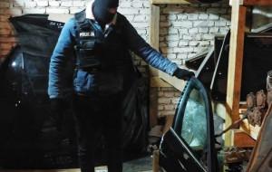 Kradli samochody i rozbierali je na części