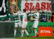 Śląsk Wrocław - Lechia Gdańsk 2:2. Zwycięstwo uciekło w doliczonym czasie