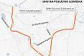 Którędy pojadą pociągi SKM przez Południe? Propozycja naszego czytelnika