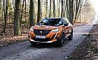Peugeot 2008: stylowy crossover z lwim pazurem