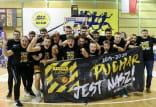 Trefl Sopot - Asseco Arka Gdynia 79:77 w finale MPP U-20 koszykarzy
