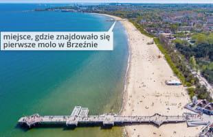 Radni proszą o odbudowę pierwszego mola w Brzeźnie