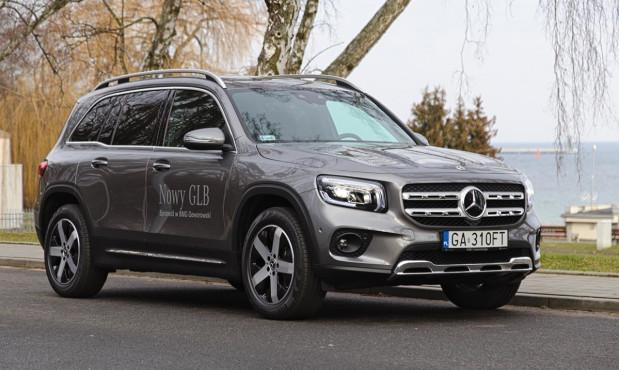 GLB - absolutna nowość Mercedesa