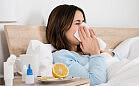 Mniej przypadków grypy niż rok temu. Szczyt zachorowań dopiero może nadejść