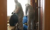 Towarzyszyliśmy ekipie sprzątającej po zgonach