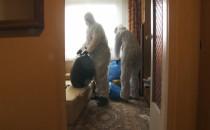 Towarzyszyliśmy ekipie sprzątającej po...