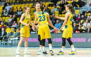 Arka Gdynia - Lyon Asvel 82:92 w ostatnim domowym meczu Euroligi koszykarek
