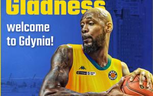 Były koszykarz NBA w Asseco Arka Gdynia. Mickell Gladness nowym środkowym