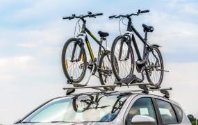 Jak przewieźć rower samochodem?