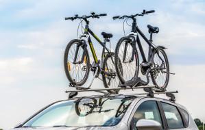Jak przewieźć rower w samochodzie?