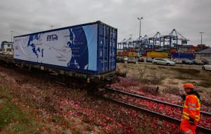 Z Chin do Gdańska. Koronawirus komplikuje wymianę handlową