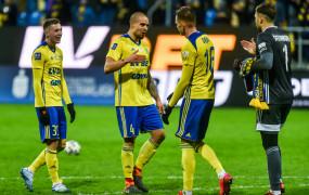 Douglas Bergqvist o grze w Arce Gdynia: Wiedziałem, na co się piszę