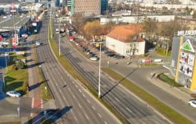 Milion zł za remont al. Grunwaldzkiej w Oliwie
