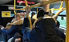 Pasażerowie żalą się na tłok w gdańskich autobusach