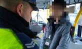Kierowca autobusu pod wpływem alkoholu. Policja uniemożliwiła mu kurs