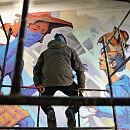 Ciekawe zawody: muralista - nietypowa praca w dużym formacie