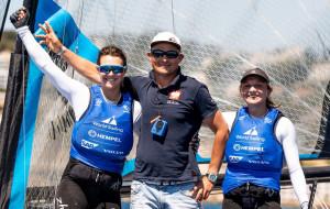 Trójmiejskie żeglarki nominowane do startu w igrzyskach olimpijskich Tokio 2020