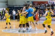 Arka Gdynia - Ślęza Wrocław 73:42. Koszykarki wygrały sezon zasadniczy EBLK